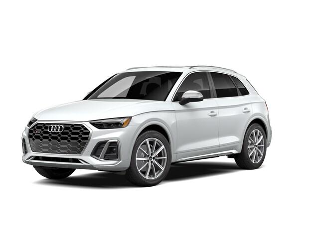 New 2021 Audi SQ5 3.0T Premium SUV WA1A4BFY1M2078034 M2078034 for sale in Sanford, FL near Orlando