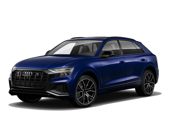 New 2020 Audi SQ8 4.0T Premium Plus SUV in Cary, NC near Raleigh