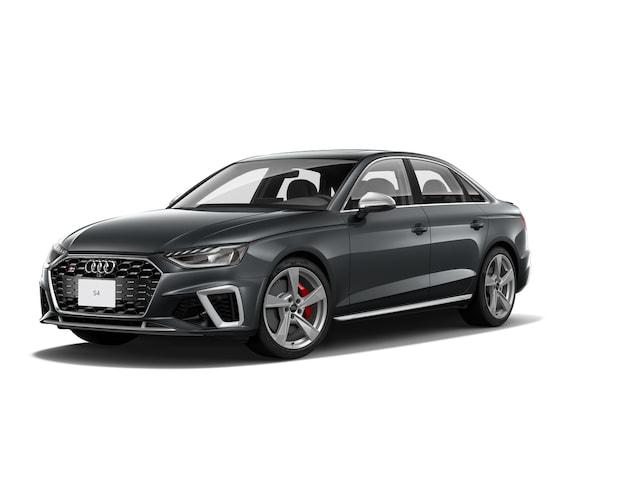 2020 Audi S4 3.0T Premium Sedan