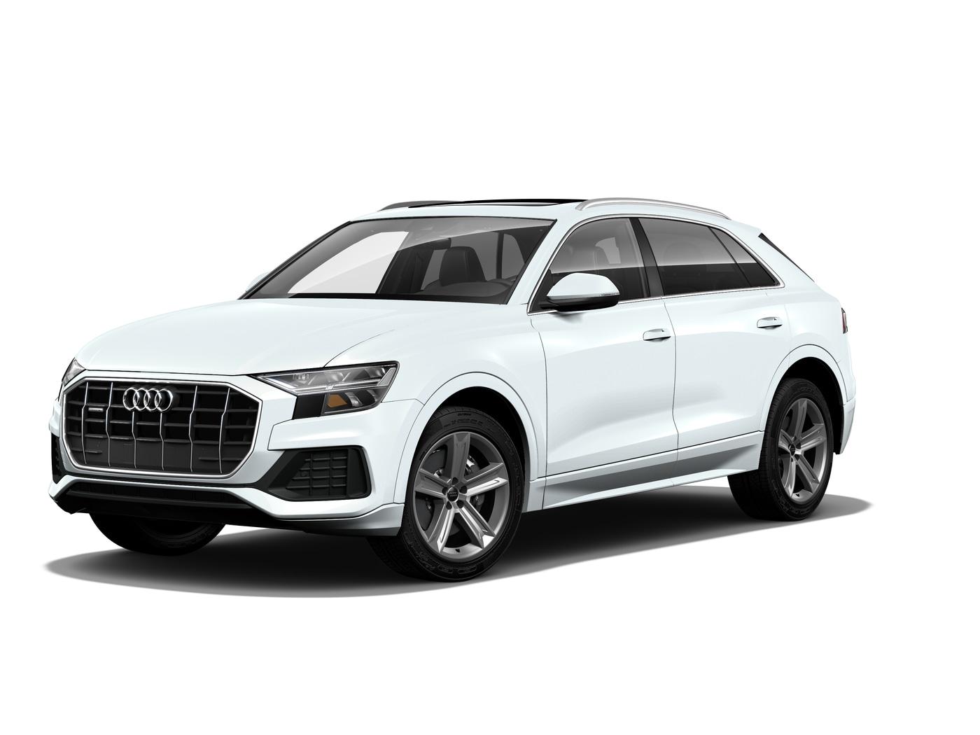 2020 Audi Q8 SUV