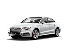 New 2020 Audi S3 2.0T S line Premium Sedan Los Angeles