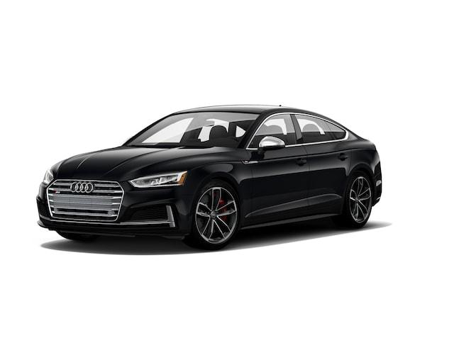 New 2019 Audi S5 3.0T Premium Plus Sportback in East Hartford