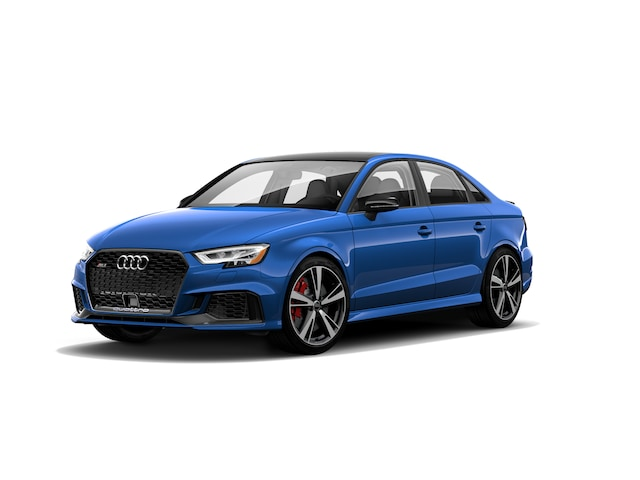 New 2019 Audi RS 3 Sedan in Cary, NC near Raleigh