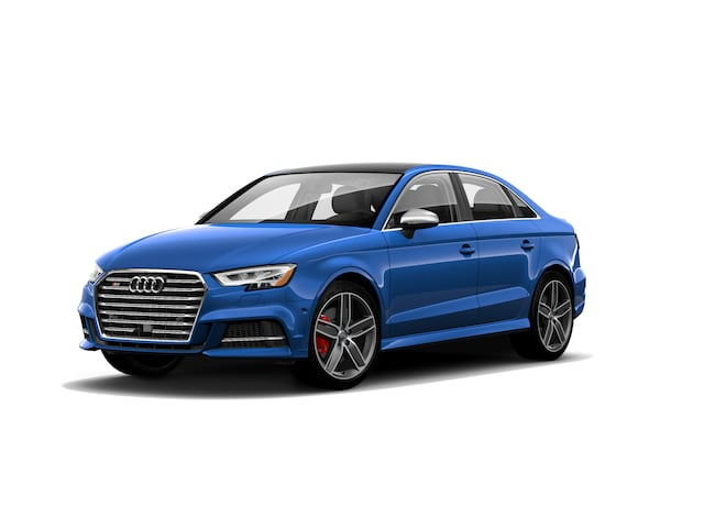 New 2020 Audi S3 2.0T S line Premium Plus Sedan Near New York City