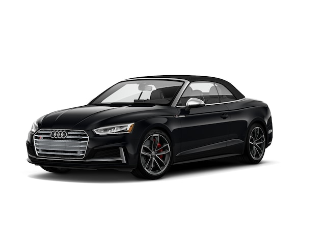 New 2019 Audi S5 3.0T Premium Plus Cabriolet WAUY4GF50KN010078 in Huntington, NY