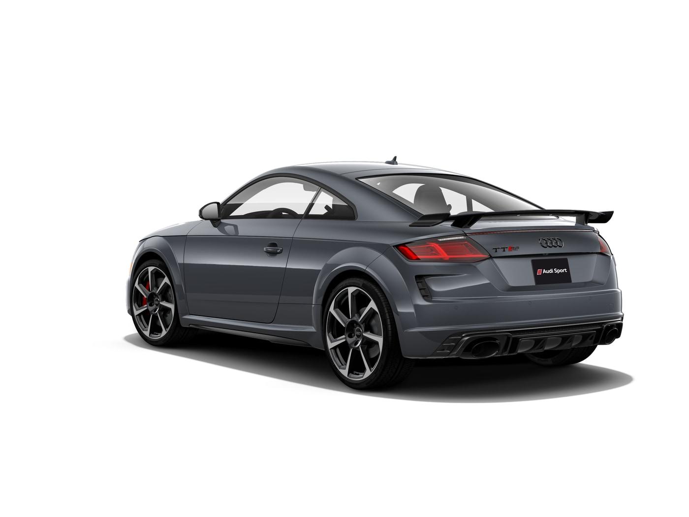 New 2019 Audi Tt Rs 2 5t Coupe Nardo Gray For Sale In Oxnard