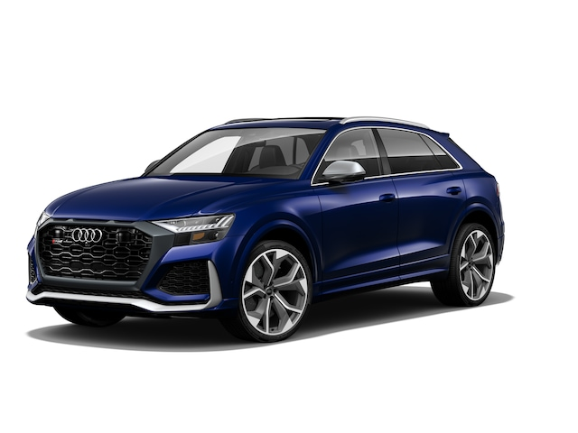 New 2021 Audi RS Q8 4.0T SUV WU1ARBF19MD028144 MD028144 for sale in Sanford, FL near Orlando