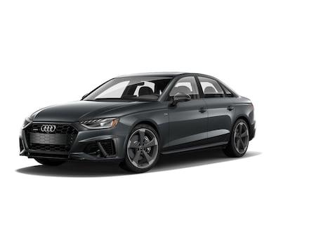 2021 Audi A4 S line Premium Plus Sedan