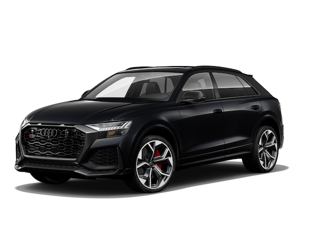 New 2021 Audi RS Q8 SUV in New London