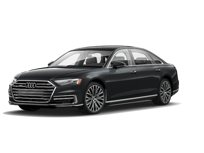 New 2019 Audi A8 L 3.0T Sedan WAU8DAF80KN011982 Near Los Angeles