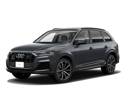 2021 Audi SQ7 4.0T Premium Plus SUV