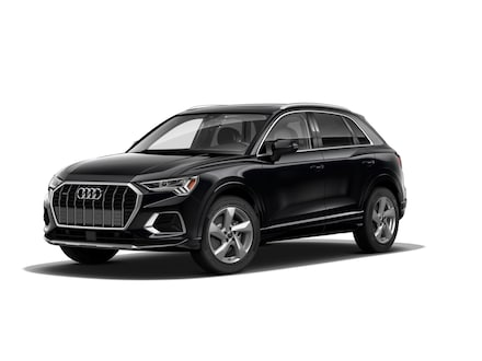 Featured new 2020 Audi Q3 45 Premium Plus SUV for sale in South Burlington, VT