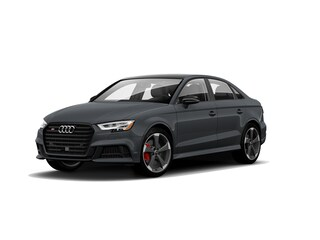 New 2020 Audi S3 S line Premium Sedan for sale in Rockville, MD