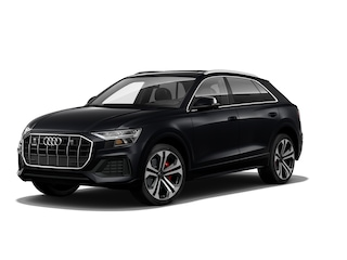 New 2019 Audi Q8 3.0T Premium Plus SUV for sale in Miami | Serving Miami Area & Coral Gables
