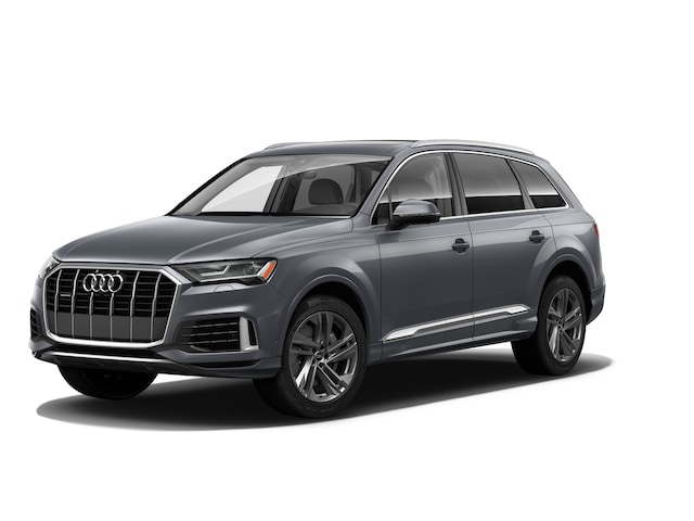 New 2020 Audi Q7 45 Premium Plus SUV for sale in Latham, NY