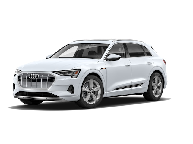 New 2019 Audi e-tron SUV Warrington