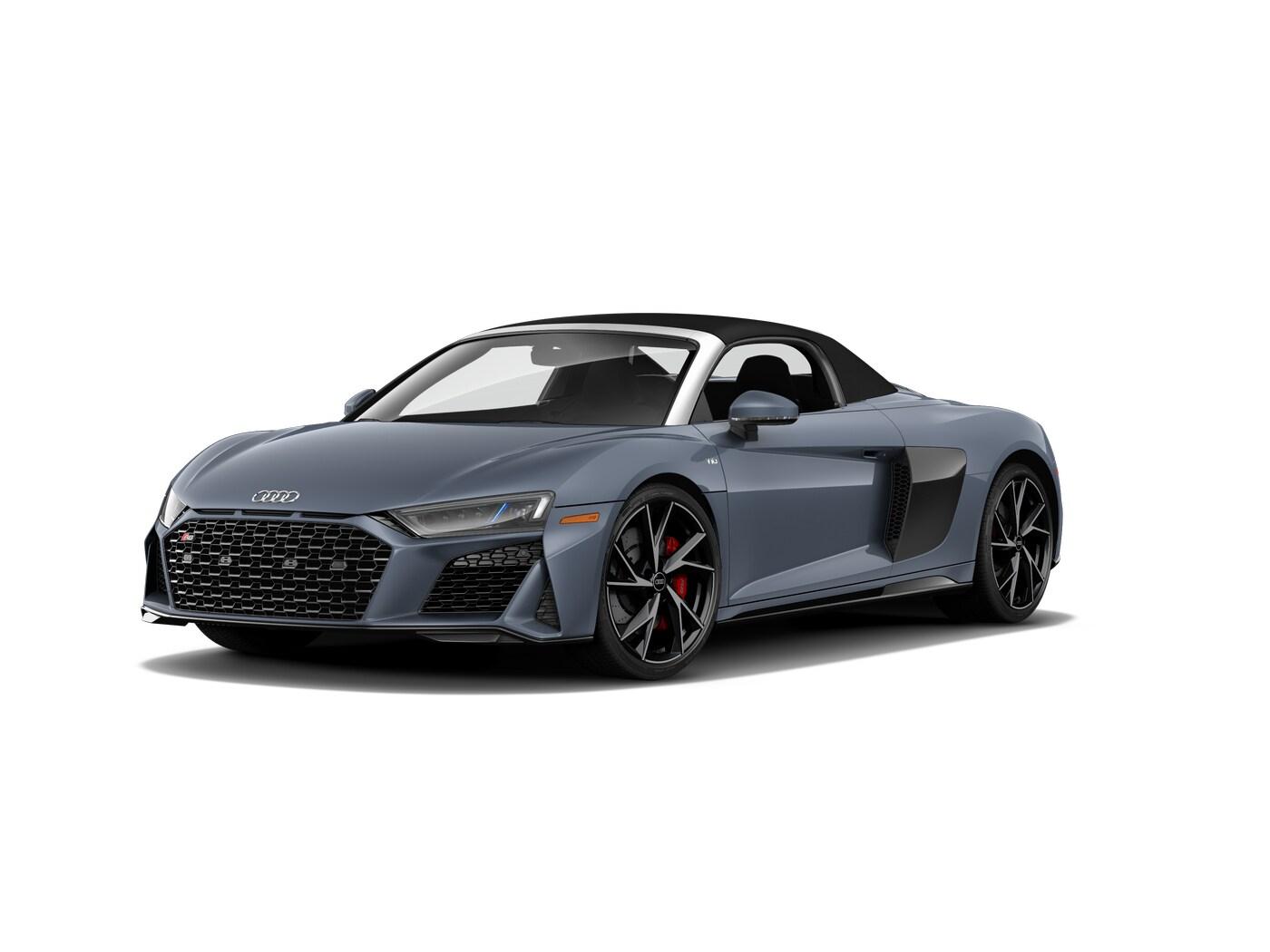 2021 Audi R8 Spyder