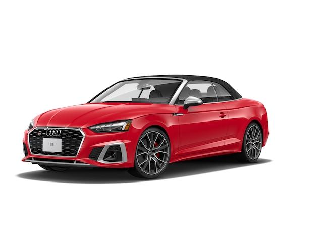 New 2020 Audi S5 3.0T Premium Plus Convertible near Atlanta, GA