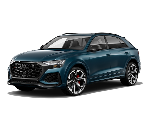 New 2020 Audi RS Q8 4.0T SUV for sale in Allentown, PA at Audi Allentown