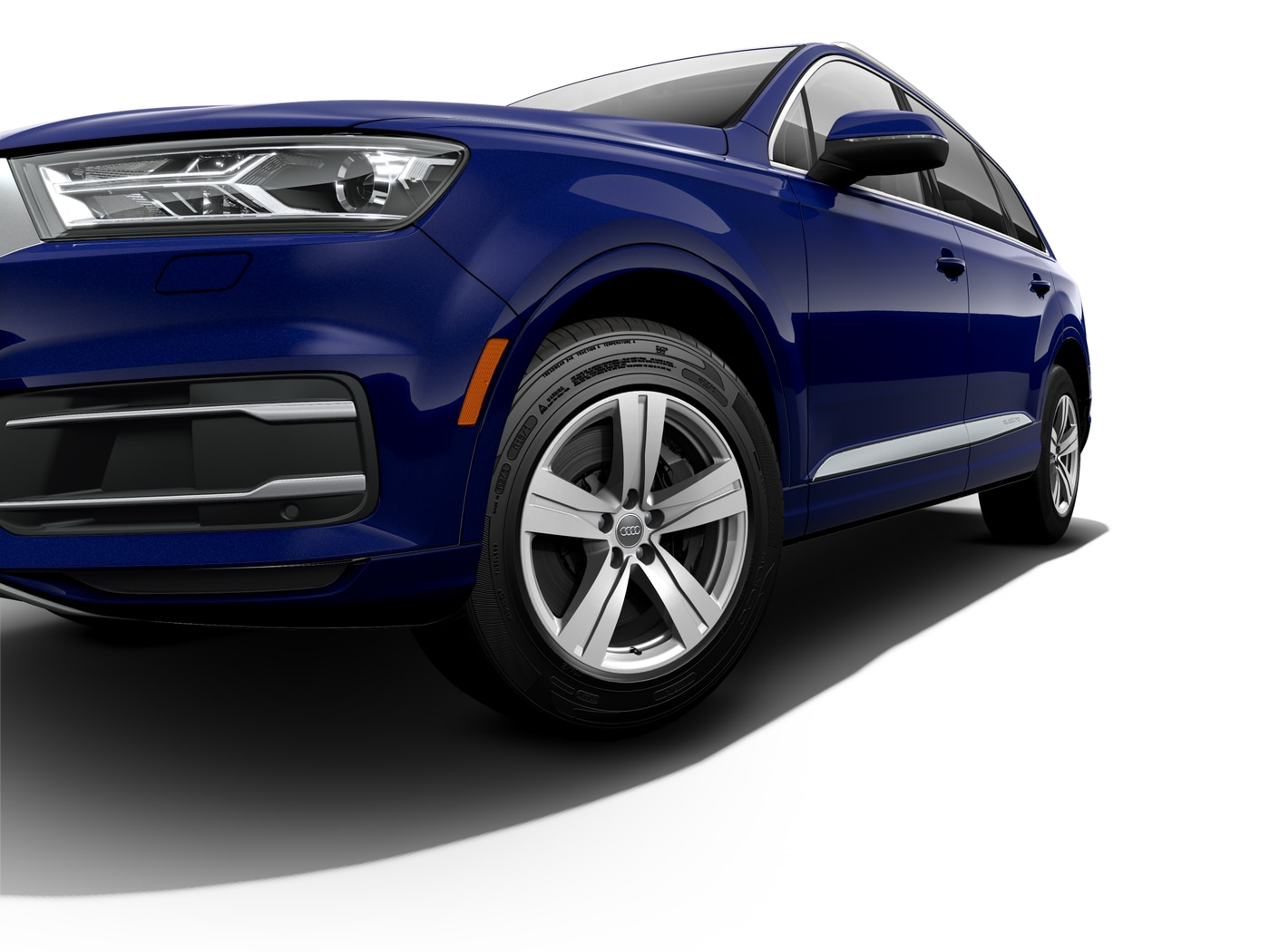 New 2019 Audi Q7 For Sale at The Albany Auto Group   VIN