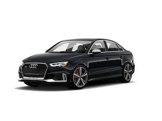 New 2019 Audi RS 3 2.5T Sedan