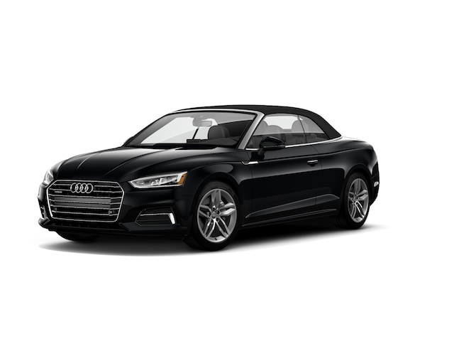 New 2019 Audi A5 2.0T Premium Plus Cabriolet WAUYNGF55KN009084 in Huntington, NY