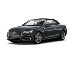 New 2019 Audi A5 2.0T Premium Plus Cabriolet WAUYNGF59KN002025 near Smithtown, NY