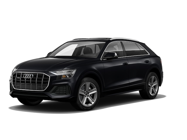 New 2019 Audi Q8 3.0T Premium SUV WA1AVAF15KD023498 in Huntington, NY