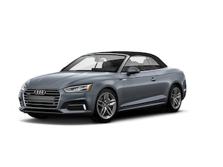 New 2019 Audi A5 2.0T Premium Plus Cabriolet for sale in Pittsfield