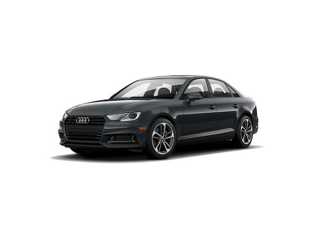 2019 Audi A4 2.0T Titanium Premium Sedan