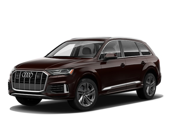 New 2020 Audi Q7 55 Premium Plus SUV in Cary, NC near Raleigh