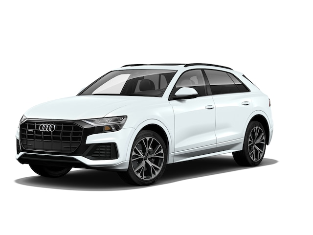 New 2020 Audi Q8 55 Premium SUV for Sale in Pittsburgh, PA