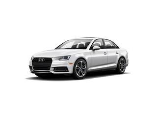 2019 Audi A4 2.0T Titanium Premium Premium 40 TFSI