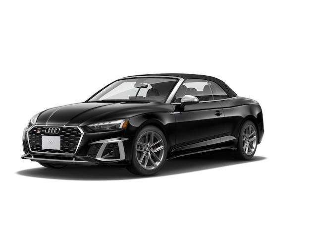 New 2020 Audi S5 Premium Plus Cabriolet for Sale in Bedford, OH