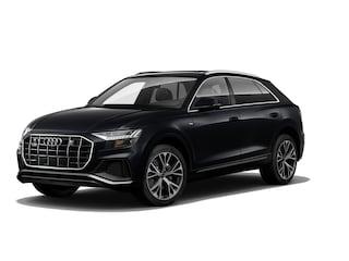 New 2021 Audi Q8 Premium Plus SUV for sale in Mentor, OH