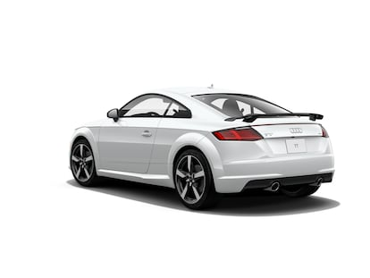 New 2019 Audi TT Coupe 2 0T Glacier white metallic For Sale