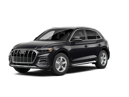 Featured new 2021 Audi Q5 45 Premium SUV for sale near Smithtown, NY