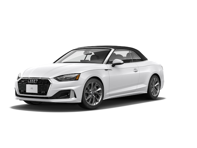 New 2020 Audi A5 2.0T Premium Cabriolet WAU2NGF50LN001076 in Huntington, NY