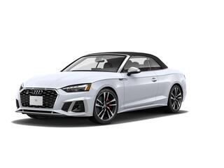 New 2020 Audi S5 3.0T Premium Plus Cabriolet