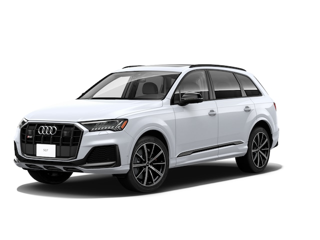 New 2020 Audi SQ7 4.0T Premium Plus SUV for sale near Milwaukee