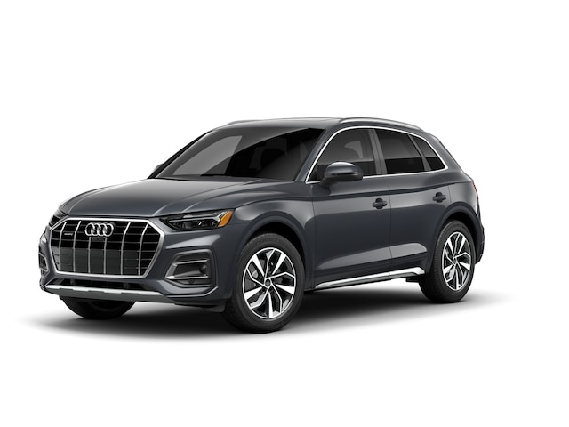 New Audi Lease & Finance Offers 2021 Audi Q5 45 Premium Plus SUV in Calabasas, CA