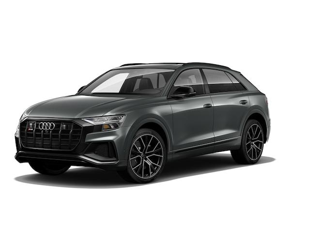 New 2021 Audi SQ8 4.0T Premium Plus SUV in East Hartford
