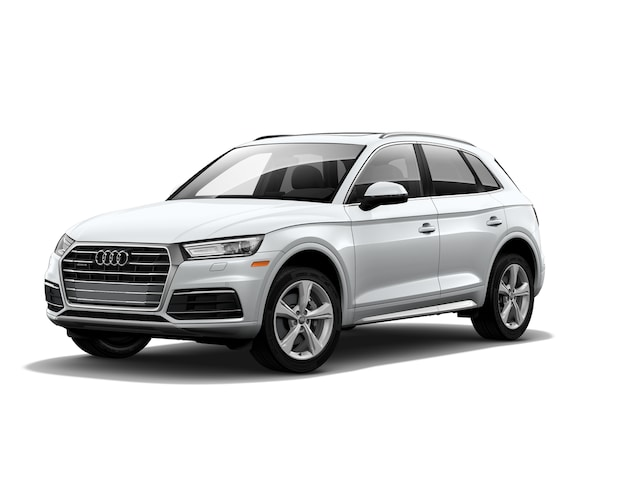 New 2020 Audi Q5 45 Premium SUV WA1ANAFY6L2082828 in Iowa City, IA