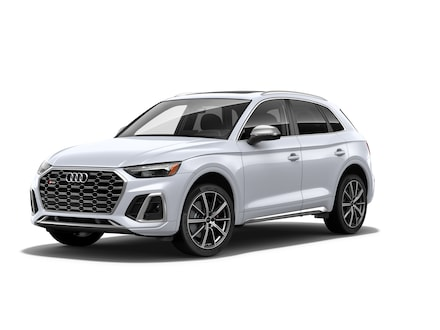 Featured new 2021 Audi SQ5 3.0T Premium Plus SUV for sale near Smithtown, NY