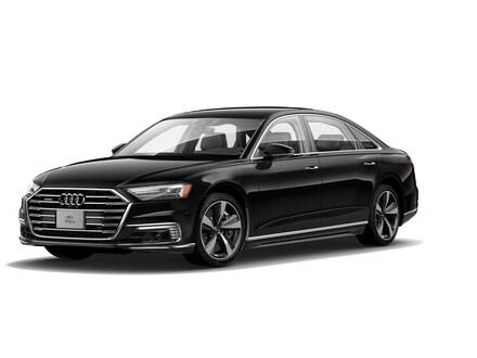 2020 Audi A8 e L 60 Sedan