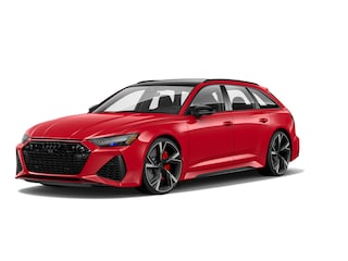 New 2021 Audi RS 6 Avant 4.0T Wagon in Irondale