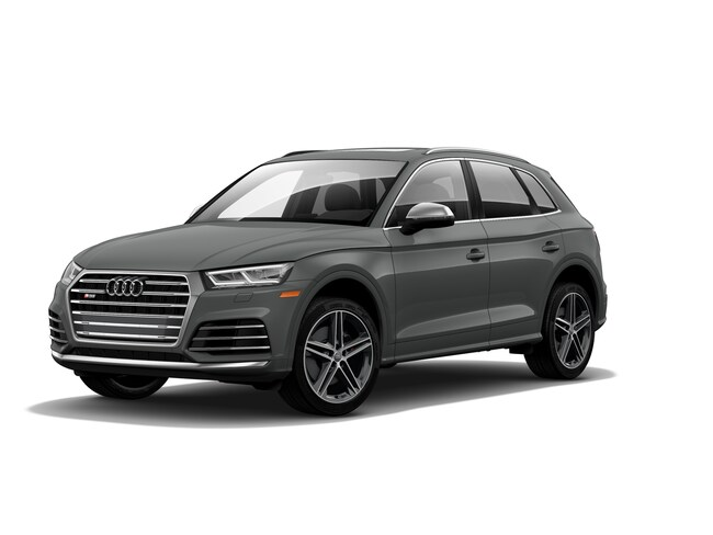 New 2019 Audi SQ5 3.0T Premium SUV WA1A4AFY6K2059034 Near Los Angeles