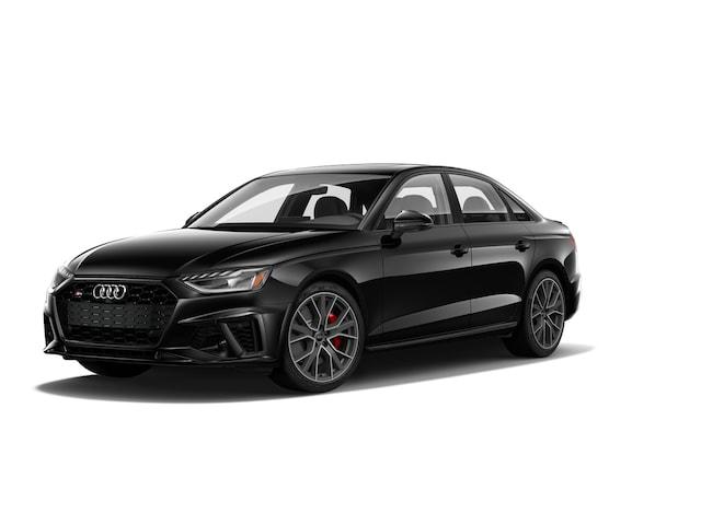 New 2021 Audi S4 3.0T Premium Plus Sedan Oxnard, CA