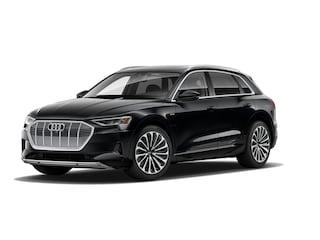 New 2019 Audi e-tron Prestige SUV 19AU466 for sale in Burlington Vermont
