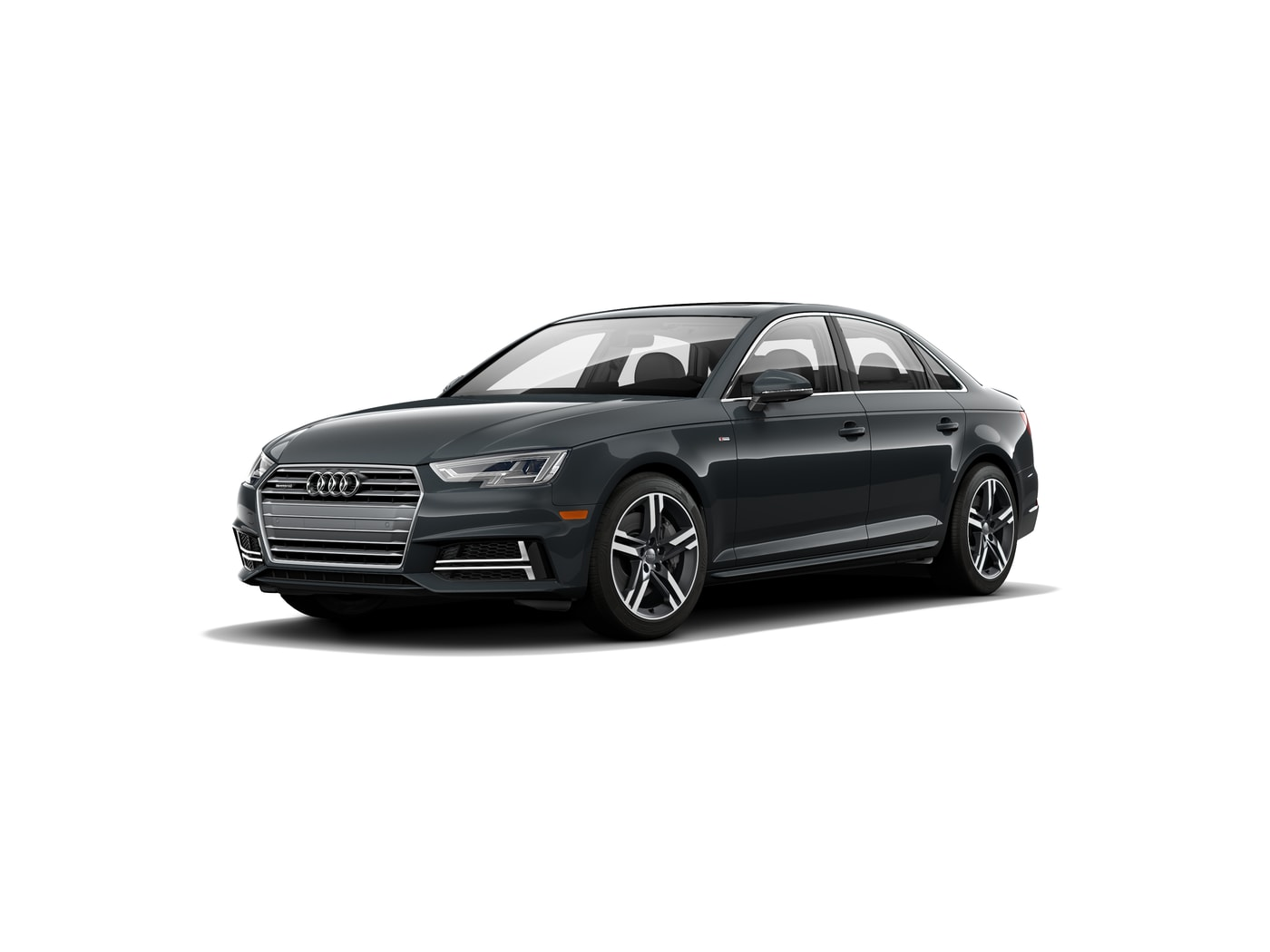 New 2018 Audi A4 2.0T Tech Premium Sedan Los Angeles